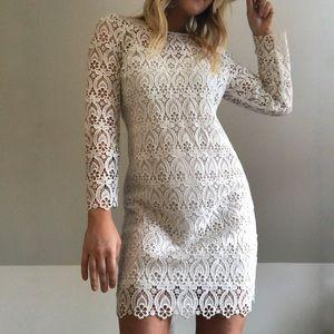 Club Monaco Eden lace dress